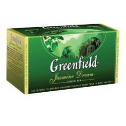 Greenfield Jasmine Dream 25 пакетиков
