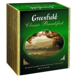 Greenfield Classic Breakfast 100 пакетиков