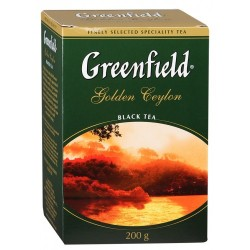 Greenfield Golden Ceylon 200 гр