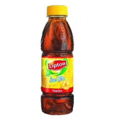 "Lipton Ice tea ""Персик"" 0,5 L"